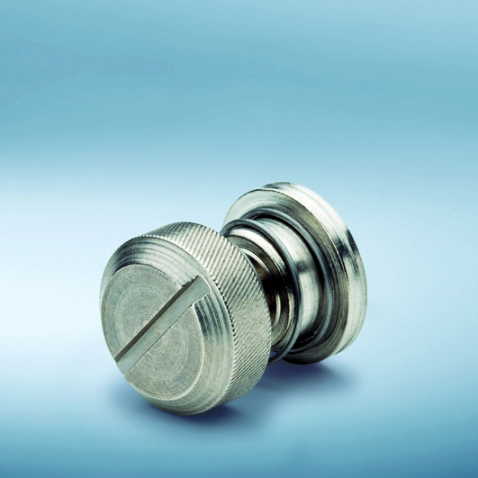Self-clinching captive panel screws PEM